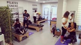 Maslak Aletli Pilates