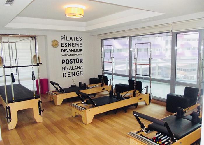 Alibeyköy Aletli Pilates